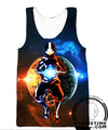 avatar mode aang tank top gym shirt