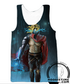 pulsefire ezreal tank top gym shirt lol league of legends clothing