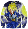 final flash vegeta youtube artwork deviantart cool