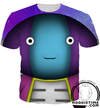 zeno sama t-shirt dragon ball super z clothes teeshirt
