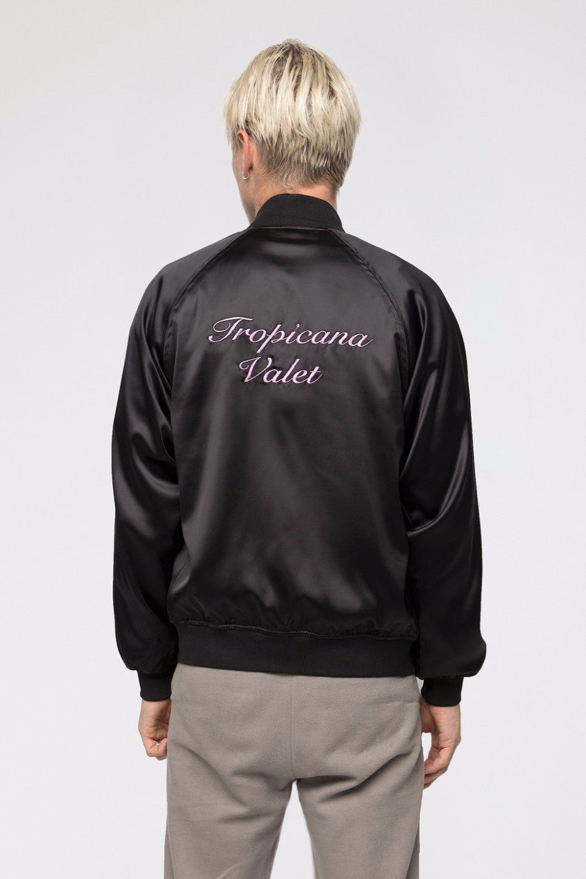 Tropicana Valet Jacket Black