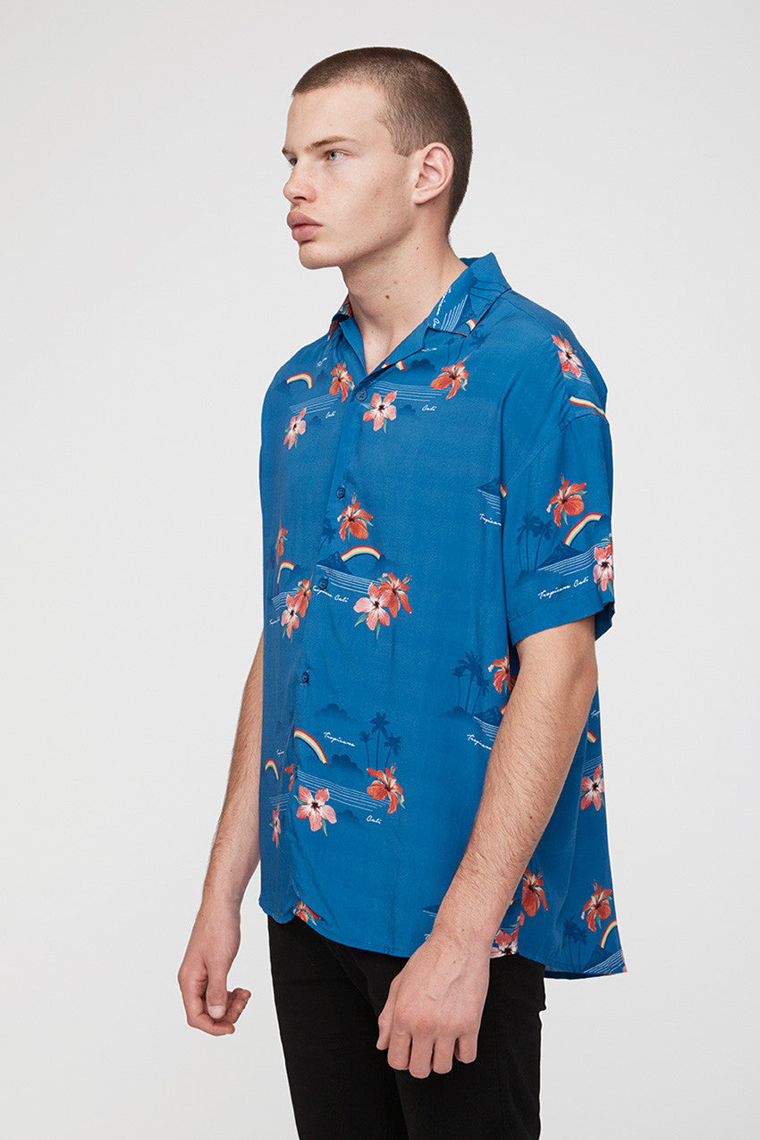Cali Revere Collar Shirt