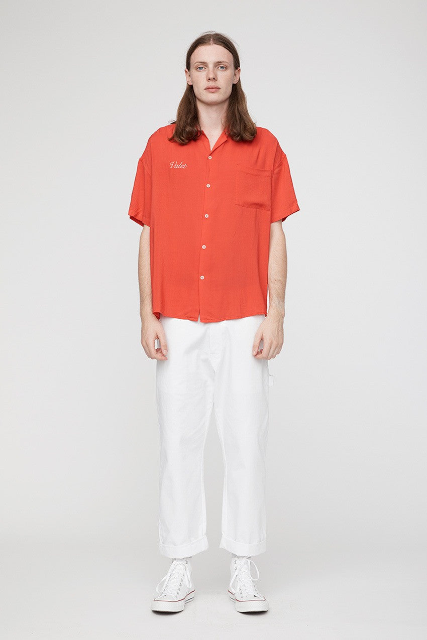 Valet Revere Collar Shirt