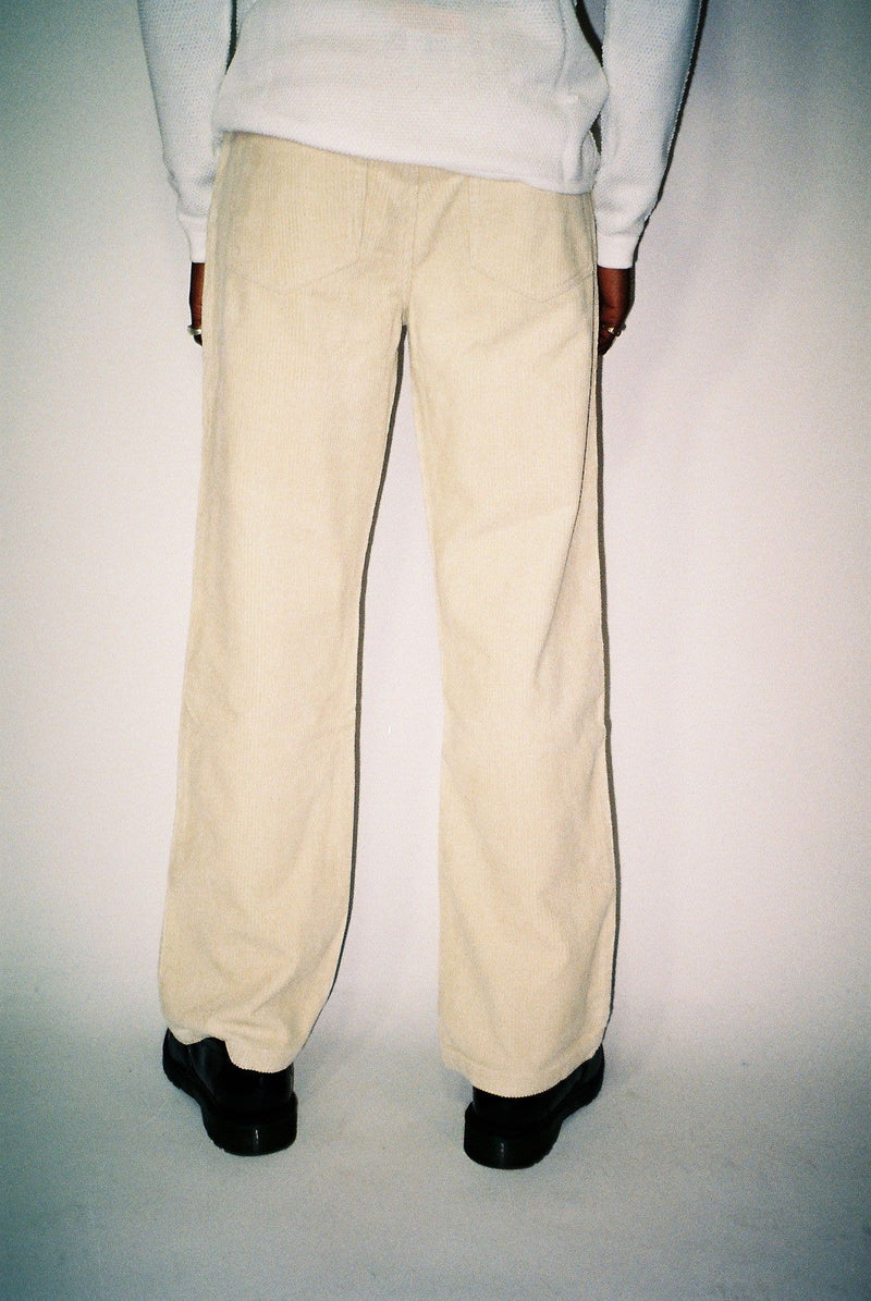 OVER-SIZED CORDUROY PANT