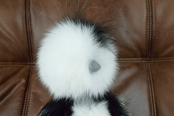 """Attitude"" Plush Teddy Emu"