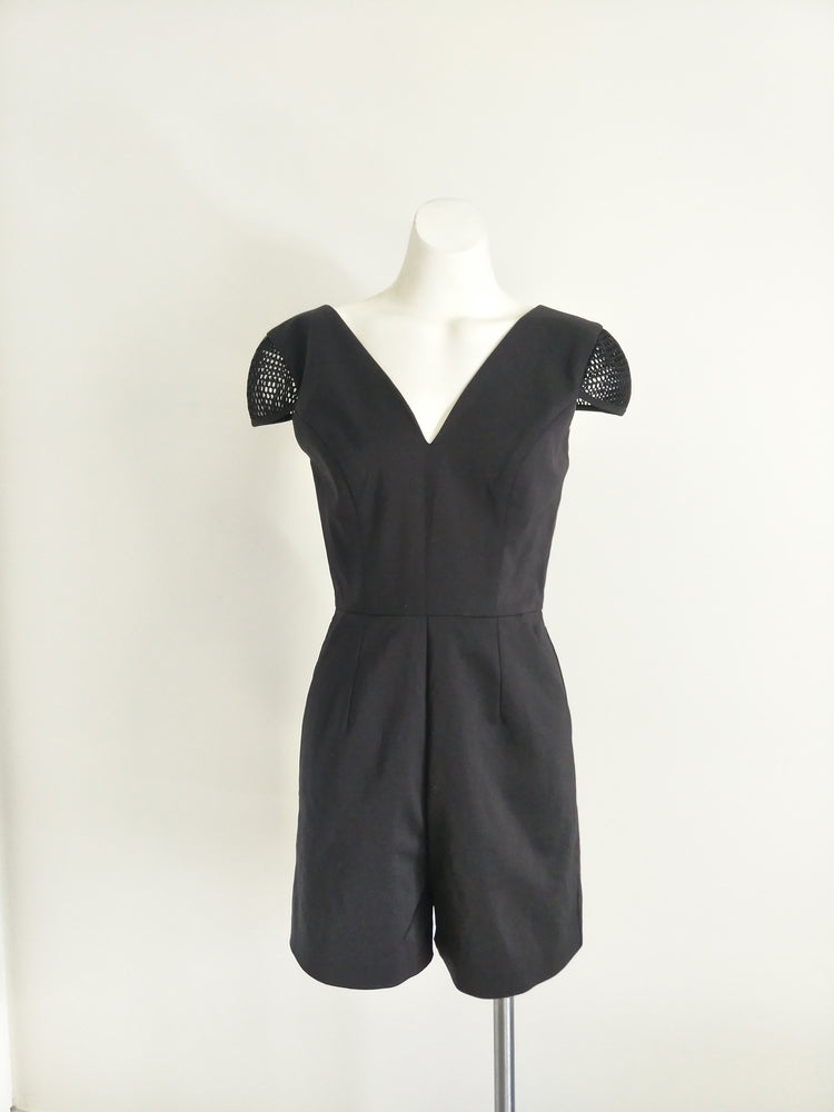 LAURINA PLAYSUIT - SIZE 8
