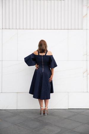 LIDIA | MIDNIGHT BLUE