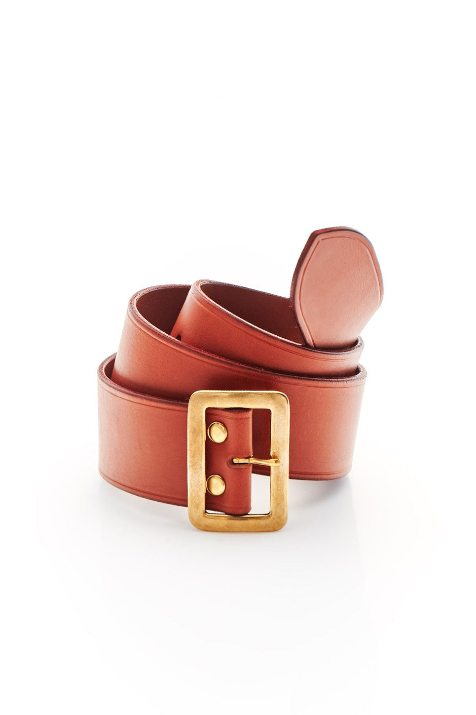 The Scout Belt in Tan