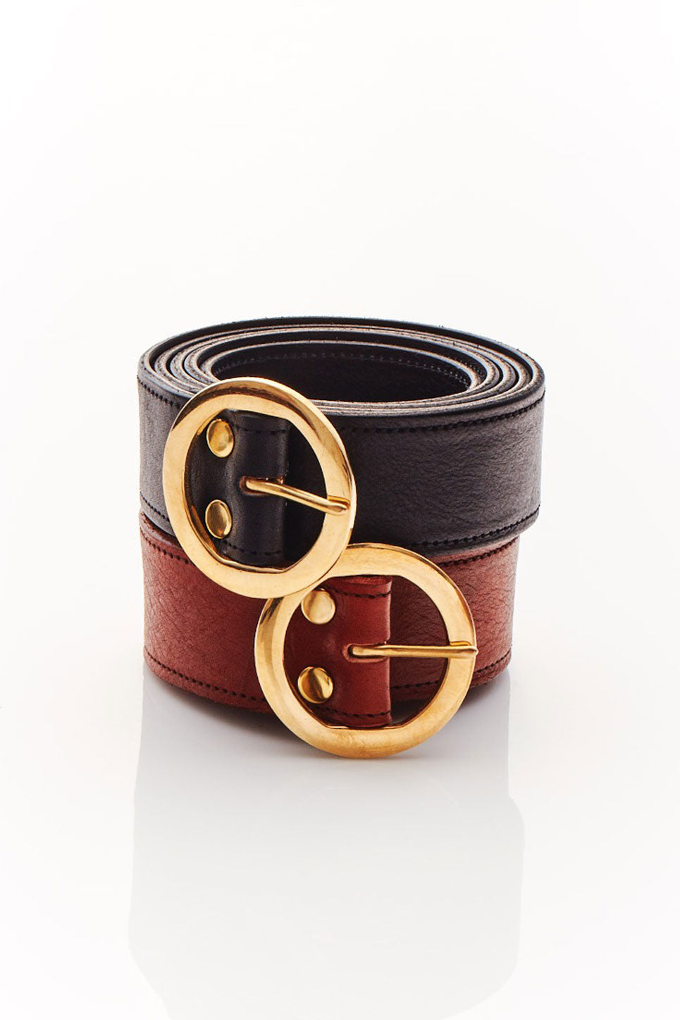 The Keller Belt in Black