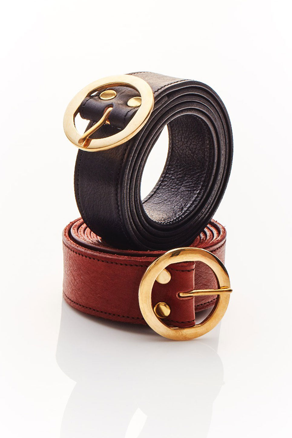 The Keller Belt in Chestnut