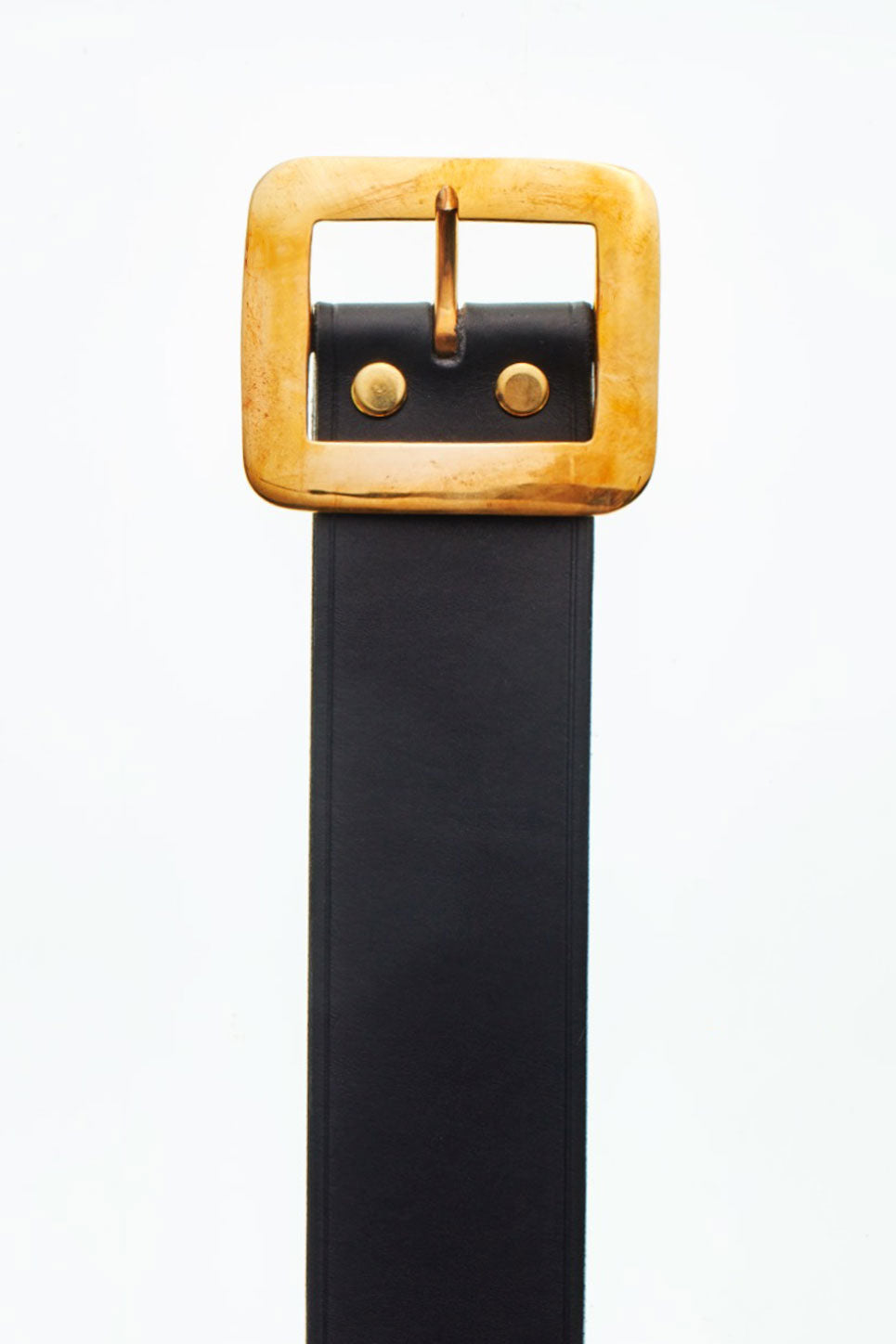 The Fireman's Belt in Black