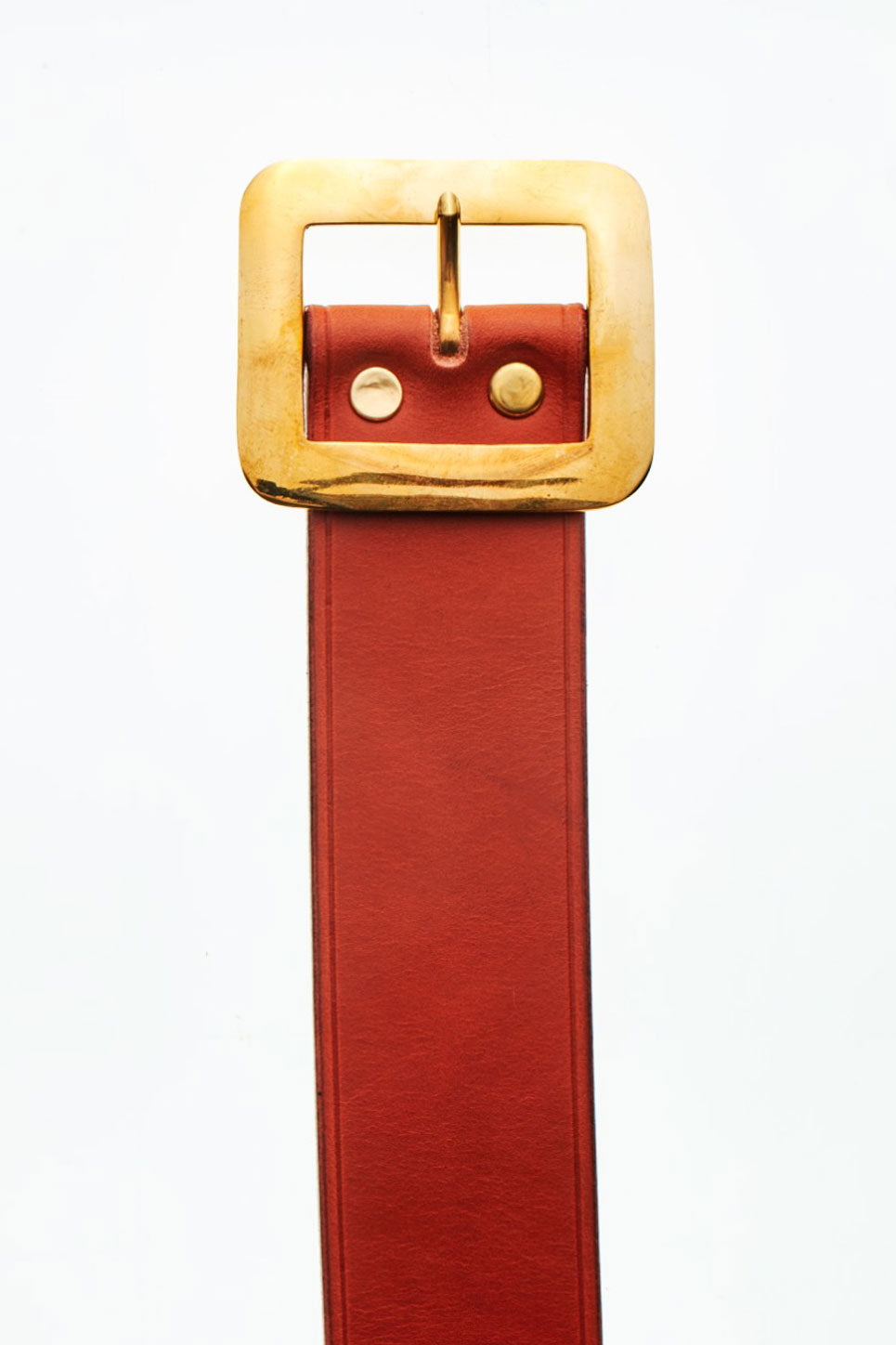 The Fireman's Belt in Tan
