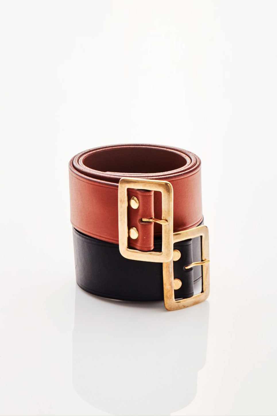 The Scout Belt in Black