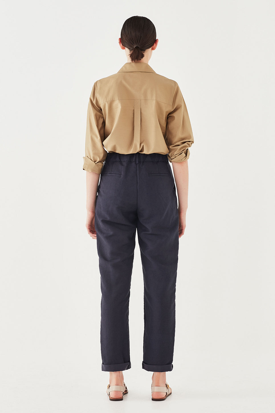 The Cooper Trouser in Navy