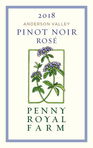 2018 Rosé of Pinot Noir, Anderson Valley