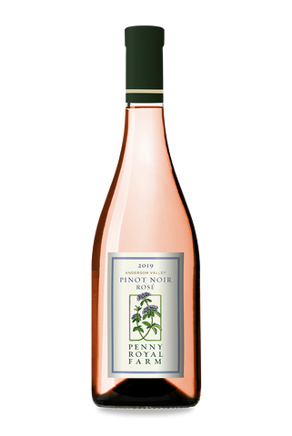2019 Rosé of Pinot Noir, Anderson Valley, Pennyroyal Farm