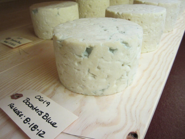 Boonter's Blue, Blue-Veined Cheese, Pennyroyal Farm