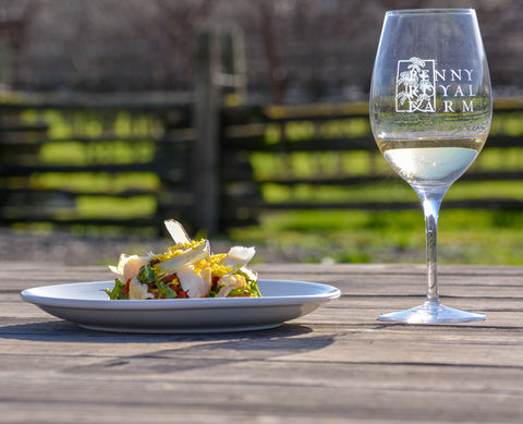 Farmstead Wine & Food Pairing, Pennyroyal Farm