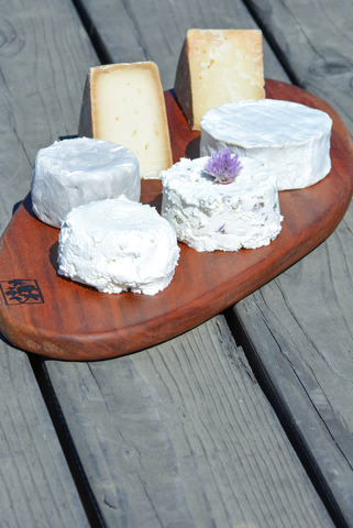 Early Summer Cheese Sampler, Pennyroyal Farm