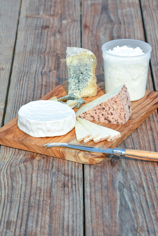 Fall Cheese Quartet, Pennyroyal Farm