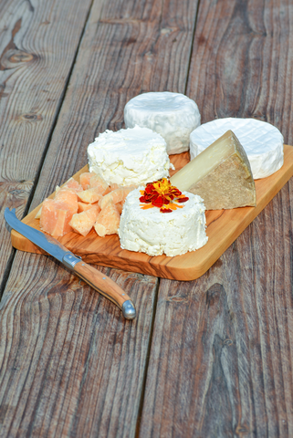 Fall Cheese Sampler, Pennyroyal Farm