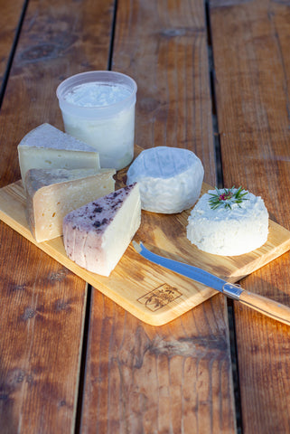 Holiday Cheese Sampler
