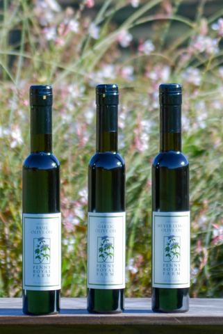 Olive Oil Trio, Pennyroyal Farm