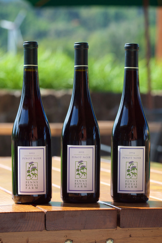Wine Pack: Pinot Noir