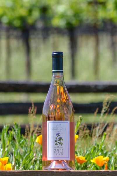 2018 Rosé of Pinot Noir, Anderson Valley, Pennyroyal Farm