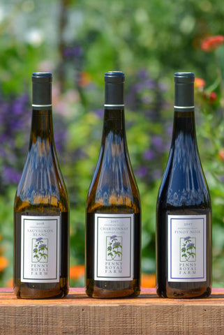 Signature Estate, Wines, Anderson Valley, Pennyroyal Farm