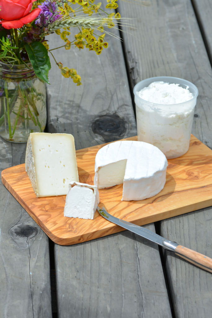 Spring Cheese Trio, Pennyroyal Farm