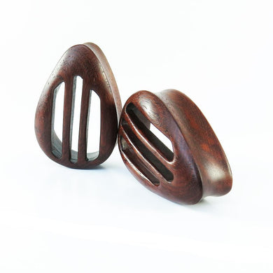 ARTN4 Teardrop Plugs (Pair)