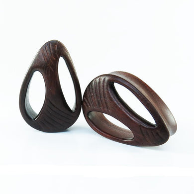 ARTN6 Teardrop Plugs (Pair)