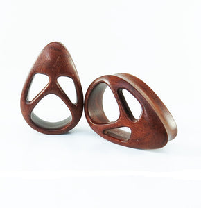 ARTN7 Teardrop Plugs (Pair)