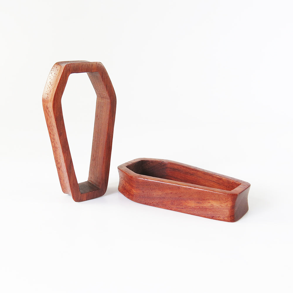 Blood Wood Coffin Tunnels (Pair)