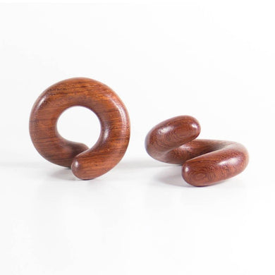Blood Wood Coils (Pair)