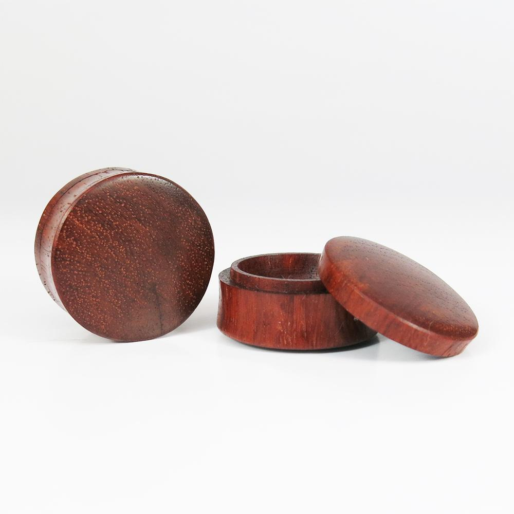 Blood Wood Stash Plugs (Pair)