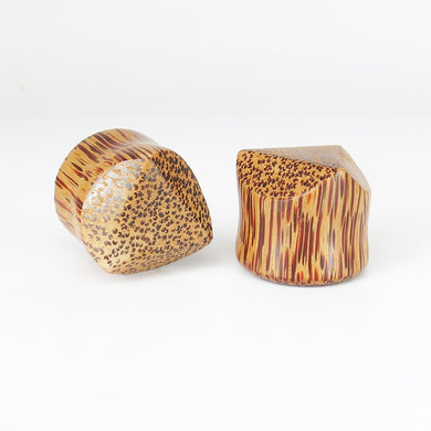 Coconut Palm Kubrick Plugs (Pair)