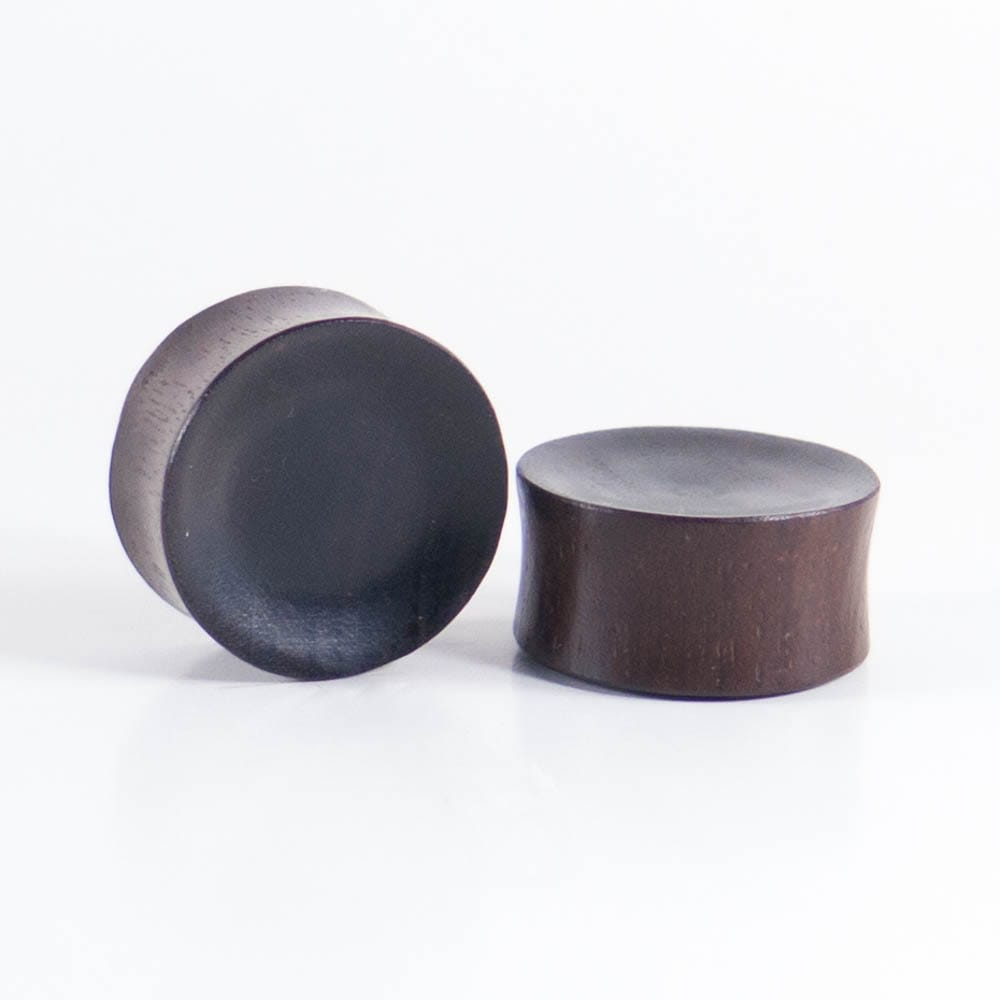 Dark Raintree Concave Plugs