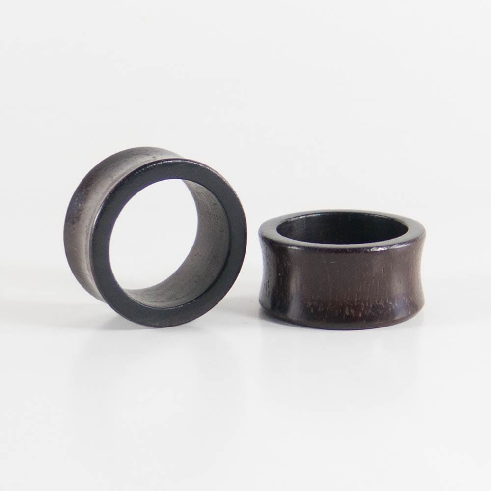 Dark Raintree Round Tunnels (Pair)