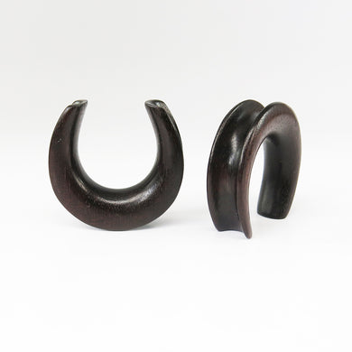 Dark Raintree Saddle Ear Weights