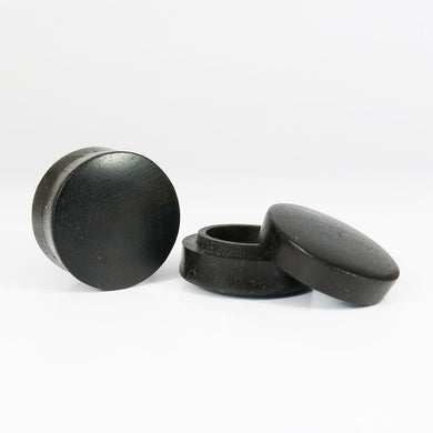 Dark Raintree Stash Plugs (Pair)