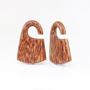 Coconut Palm Hmong Ear Weights (Pair)