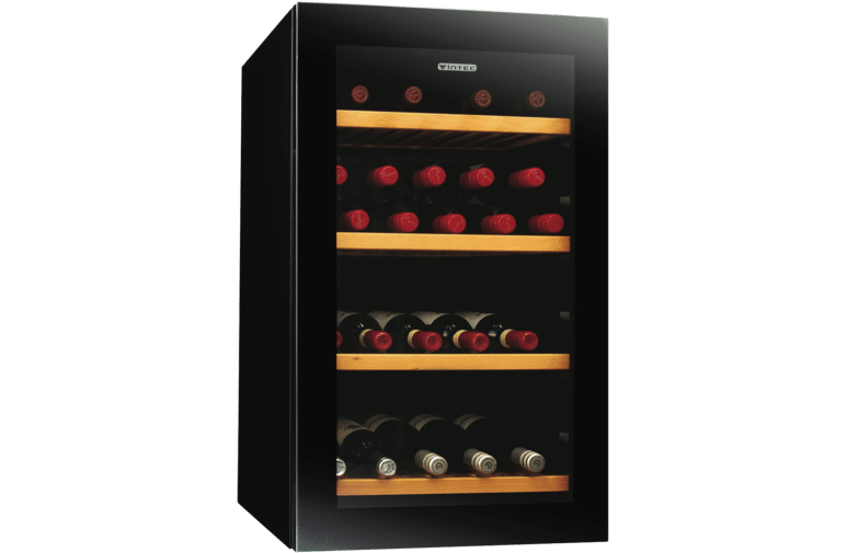 Vintec 35 Bottle Single Zone V30SGMEBK