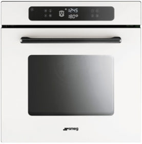 "Smeg ""Newson"" Thermoventilated 60cm Oven"