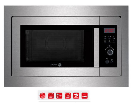 Fagor 17L Built-in Microwave MWB-17AEX