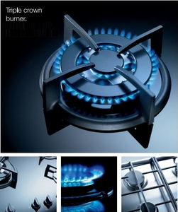 [Authorized Dealer] Fagor 2 Burner Built-in Stainless Steel Gas Hob 2MF-C12GSA