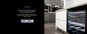 Grubel Wine Chiller GWC-TP28BK