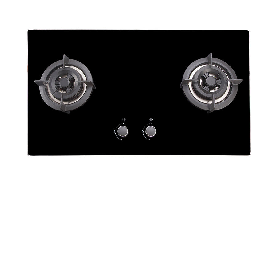 Lebensstil Built-in Gas Hob with Flexi Cut Out LKGH-8502MB