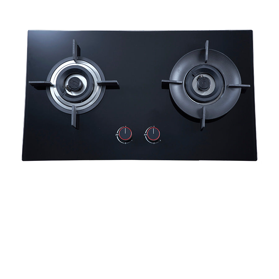 Lebensstil Built-in Gas Hob with Flexi Cut Out LKGH-8602MB